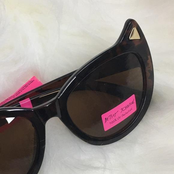 fc0213b900 Betsey Johnson Resist Sunglasses 🕶 Kitten Ears
